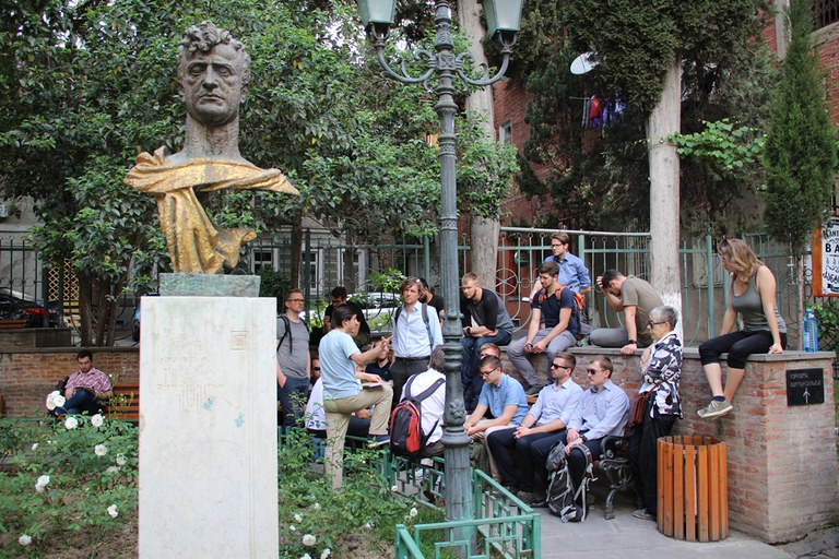 Guided tour – Street of Stalinist Terror