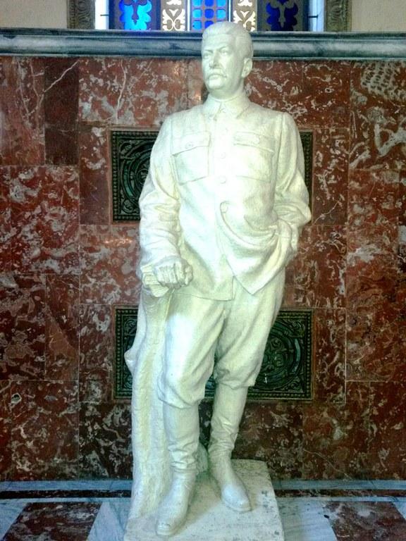 Joseph Stalin Museum in Gori