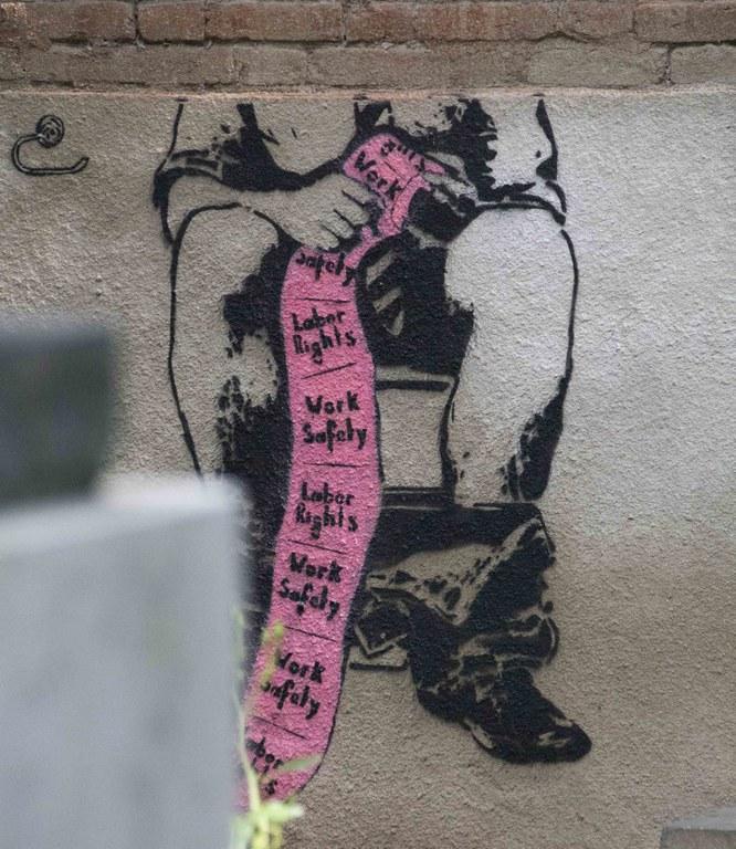 Street Art, Tbilisi 3