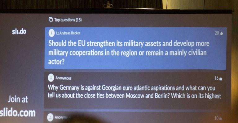 South Caucasus Security Forum 2