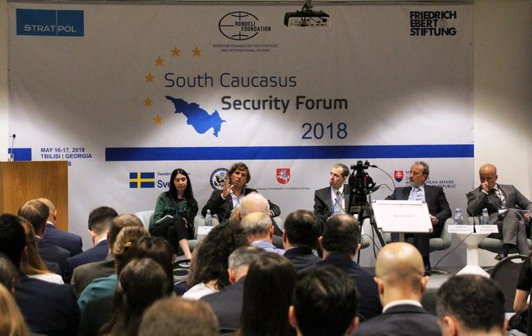 South Caucasus Security Forum