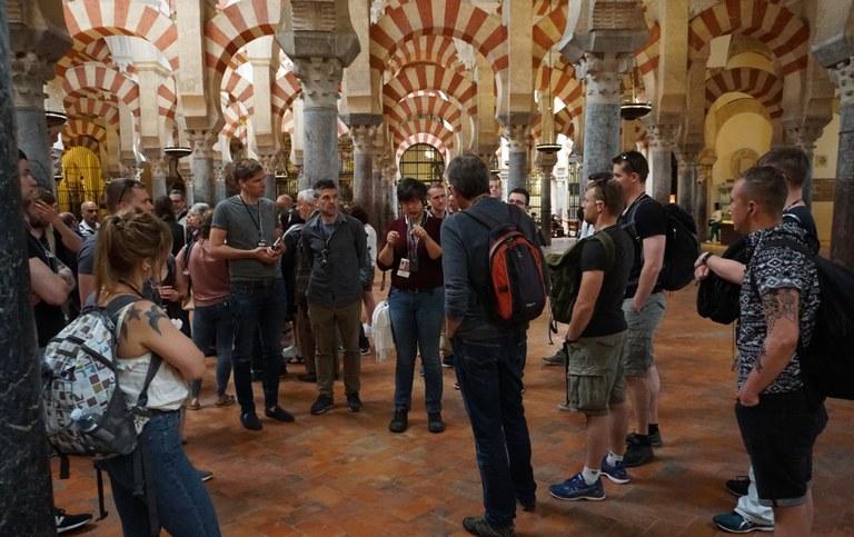 Guided tour of the Mezquita (Córdoba)