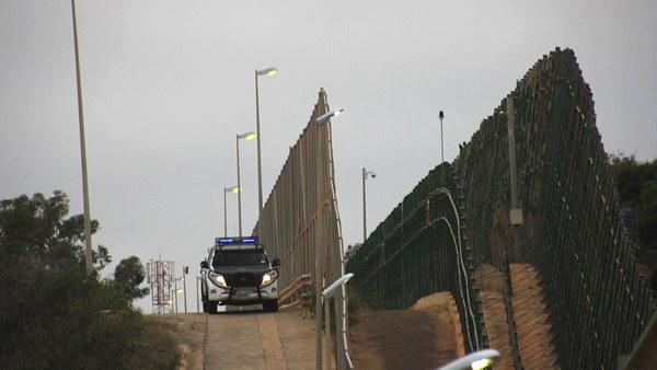 Melilla border patrol
