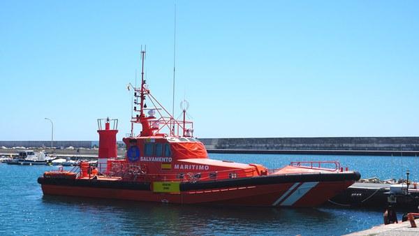 Spanish patrol boat