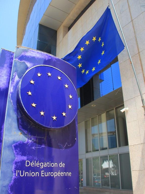 EU delegation in Rabat