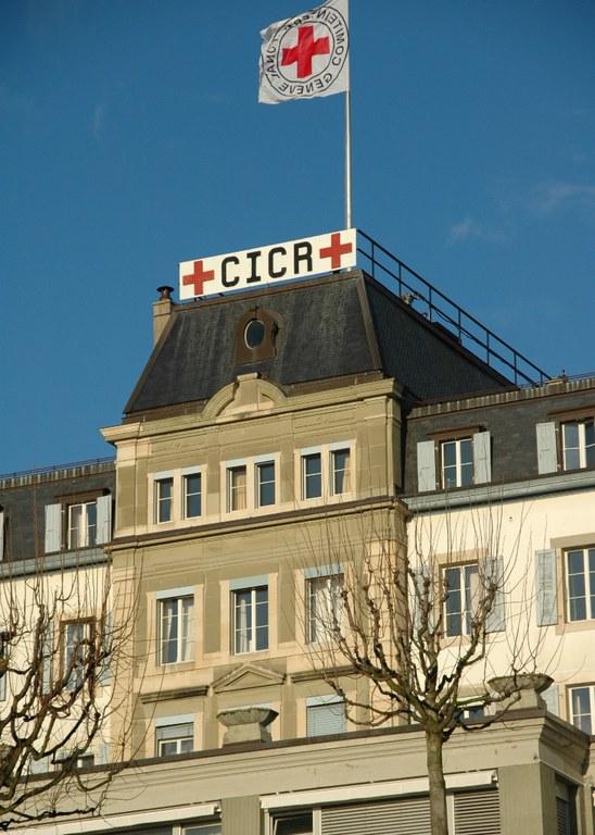 Geneva: ICRC Headquarters
