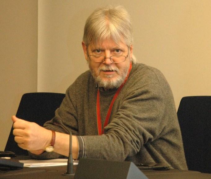 Strasbourg: MEP Helmuth Markov