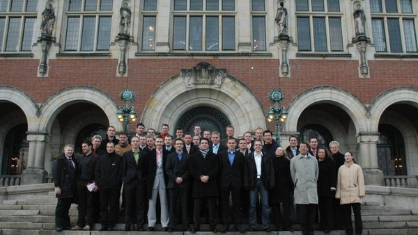 The Hague: At the International Court of Justice (ICJ)