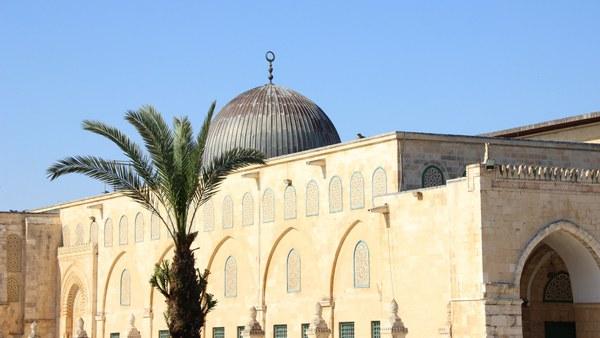 Al-Aksa Moschee