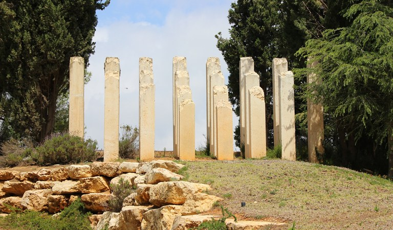 Internationale Holocaust Gedenkstätte Yad Vashem