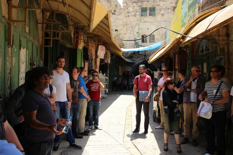 Altstadt von Hebron
