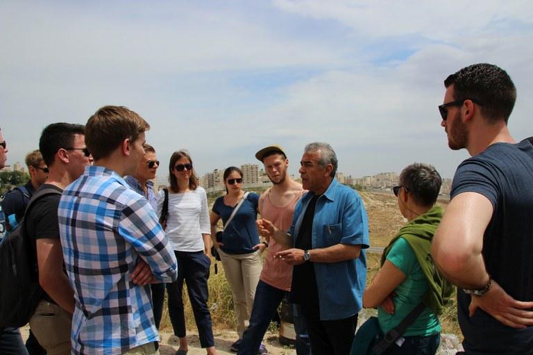 Tour in Ostjerusalem mit Omar Yousef