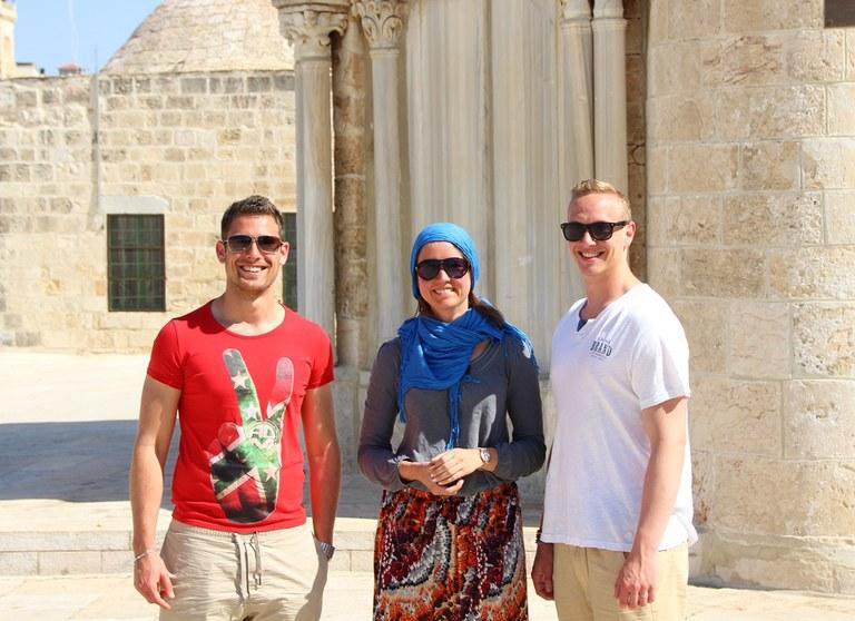 TeilnehmerInnen (Jerusalem)