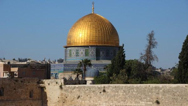 Israel & Palästina 2015