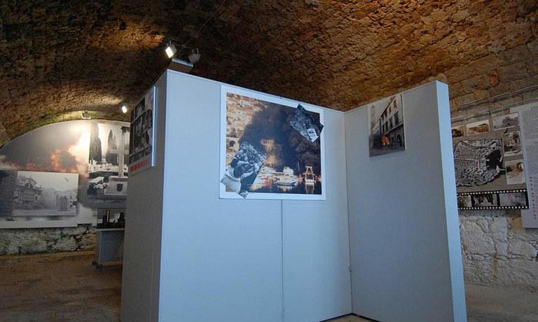 Ausstellung zum kroatischen Unabhängigkeitskrieg