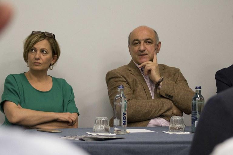 Disskussion zur Innenpolitik Armeniens