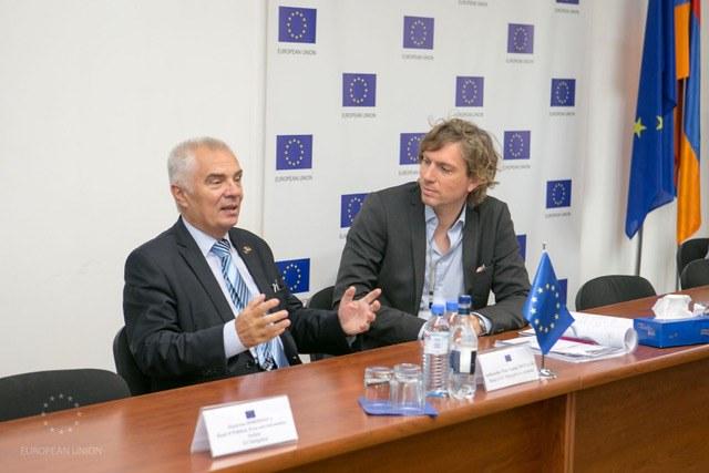 EU-Delegation in Armenien