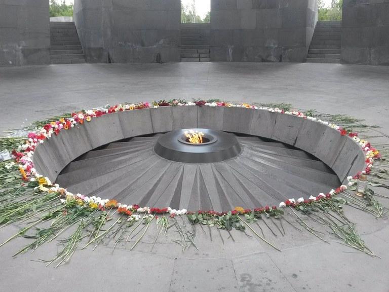 Gedenkstätte zum Völkermord an den Armeniern