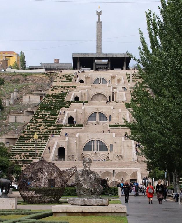 Jerewan Innenstadt