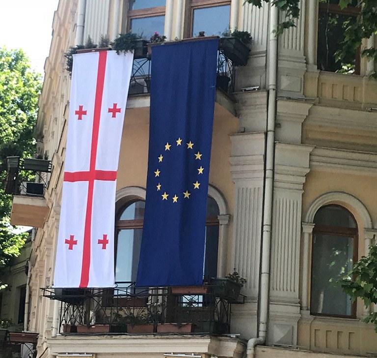 Georgien und EU