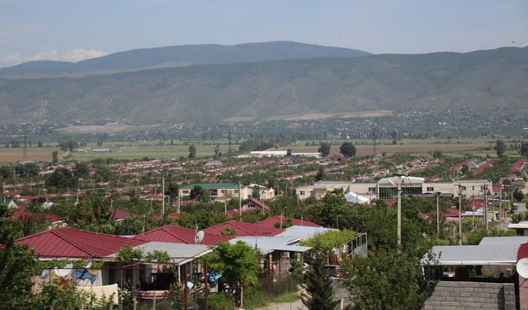 IDP-Camp Georgien 2