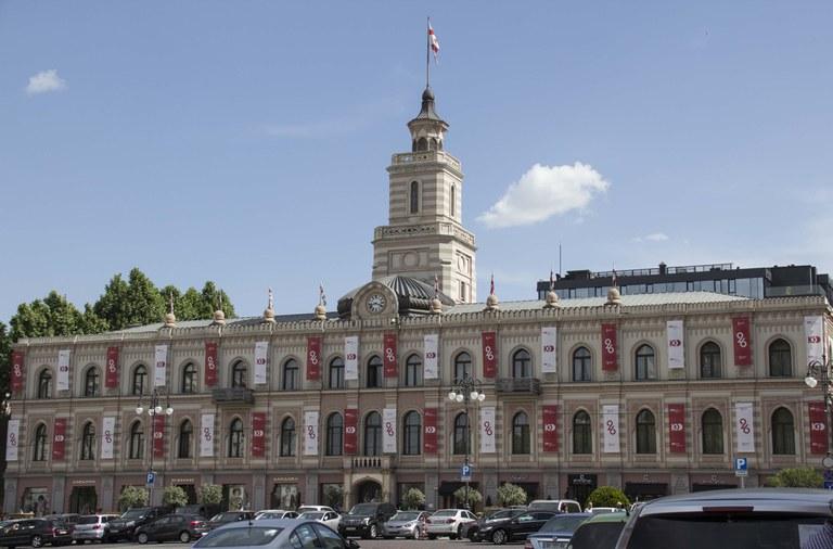 Rathaus Tiflis