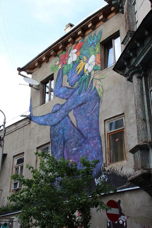 Street Art, Tiflis 2