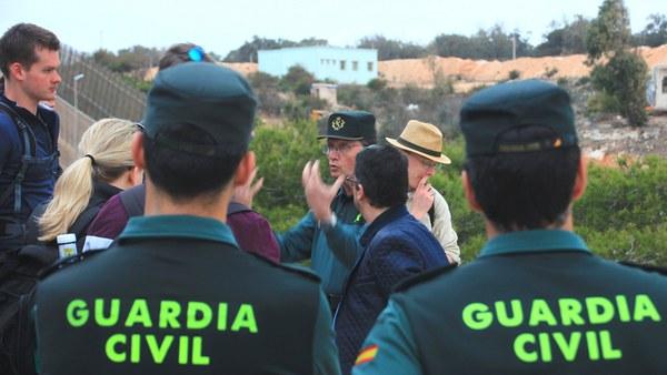 Führung Guardia Civil