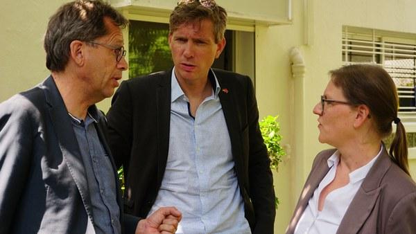 Friedrich Ebert Stiftung (Rabat)