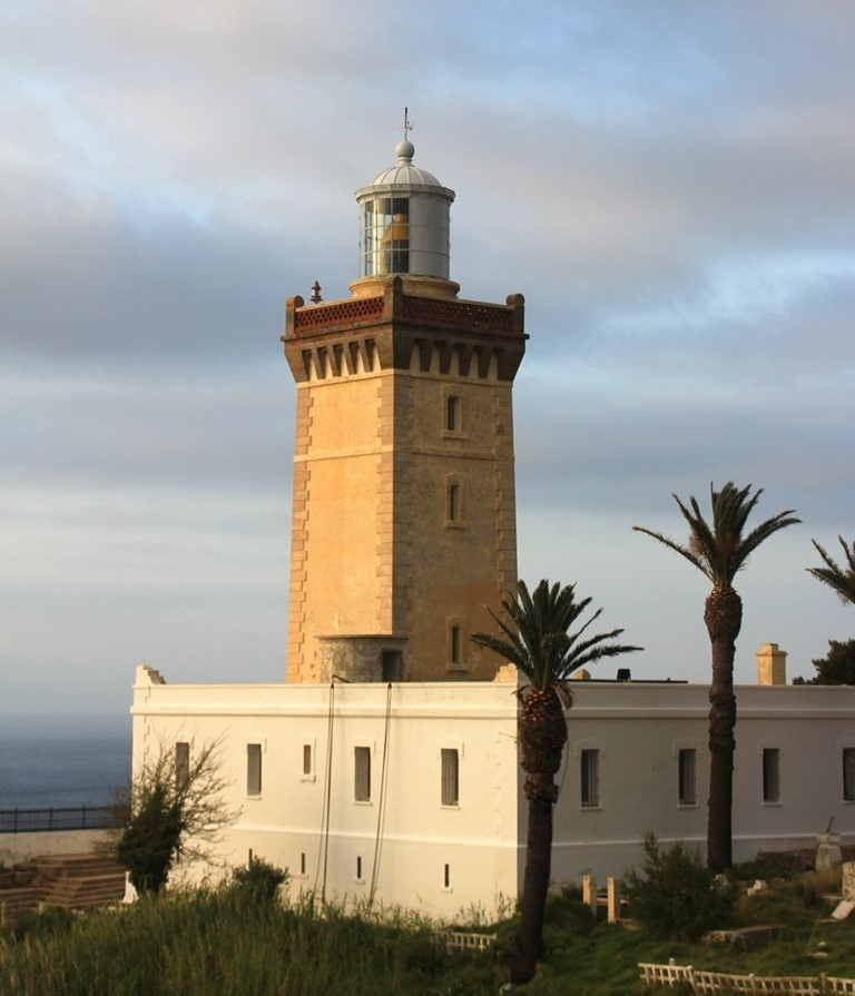 Leuchtturm Cap Spartel