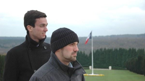 Verdun: Blick über das Schlachtfeld