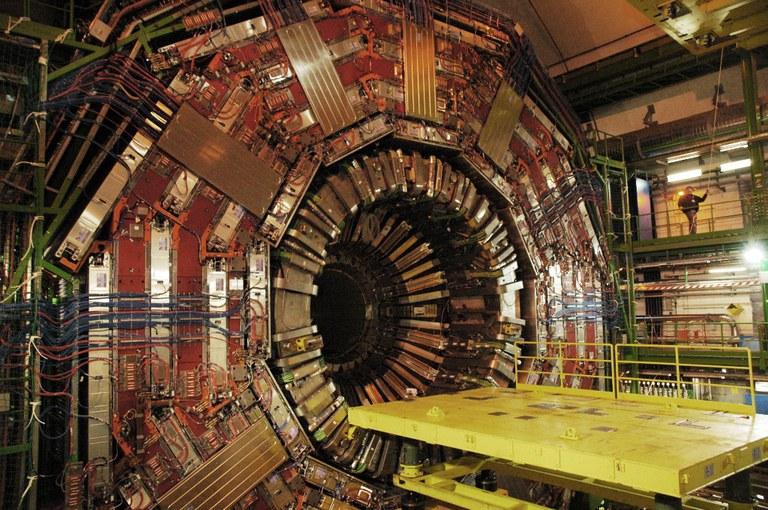 Genf: Europäische Organisation für Kernforschung (CERN)