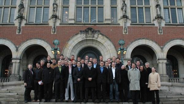 Den Haag: Vor dem Internationalen Gerichtshof (IGH)