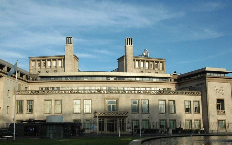 Den Haag: Jugoslawientribunal (ICTY)