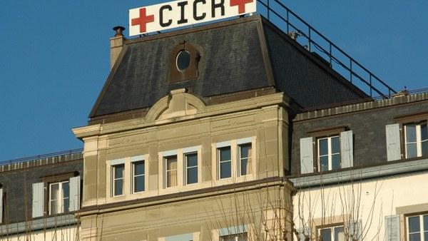 Genf: IKRK-Hauptquartier