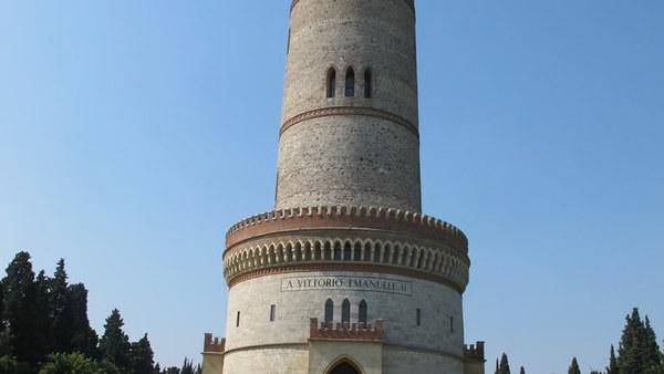 Solferino: Torre di San Martino della Battaglia