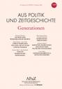 Aus Politik und Zeitgeschichte _Heft Generationen.png