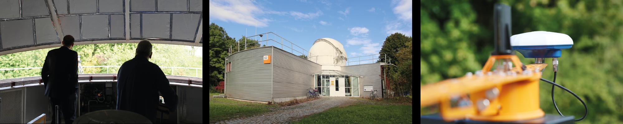 SPACE – Forschungsschwerpunkt Satellitennavigation