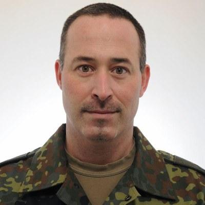 Dipl.-Kfm. Major Andreas Eisele