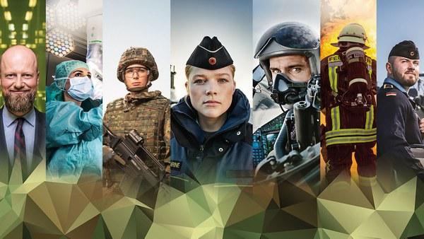 Bundeswehrkarriere