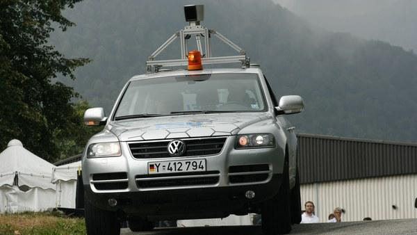 C-ELROB 2007 in Monte Ceneri (Schweiz)