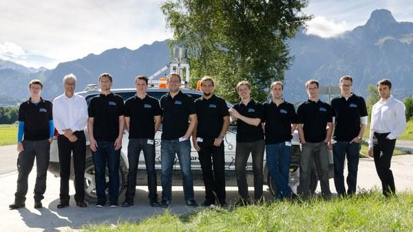 M-ELROB 2012 in Thun (Schweiz)