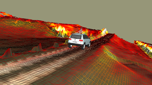 Multimodal Environment Model