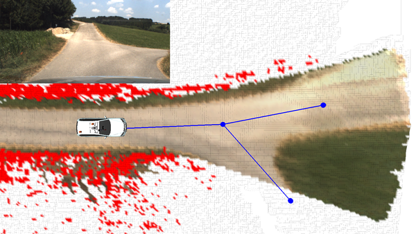Road Detection and Tracking