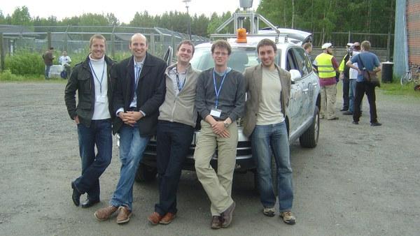 C-ELROB 2009 in Oulu (Finnland)