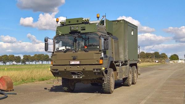 TULF: Technologieträger Unbemanntes Landfahrzeug (BAAINBw)