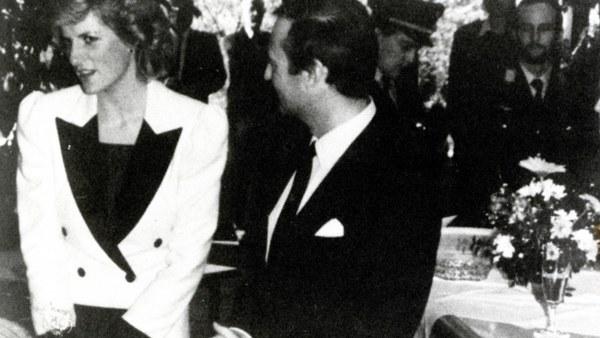 1987: Besuch des britischen Prinzenpaares