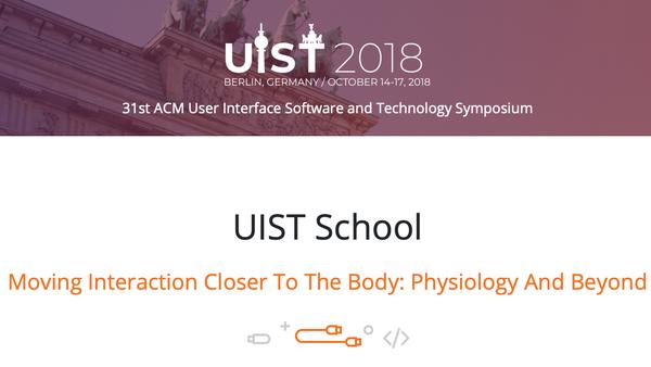 UIST School 2018