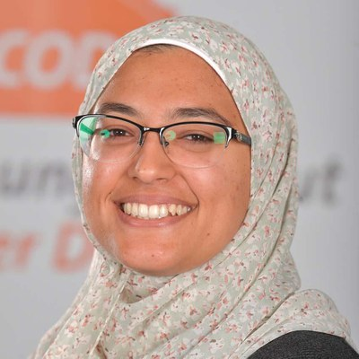 Yasmeen Abdrabou M.Sc.