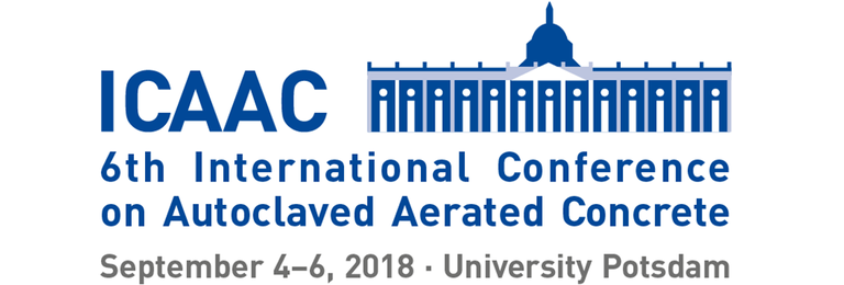 6th International Conference on Autoclaved Aerated Concrete (6thICAAC)